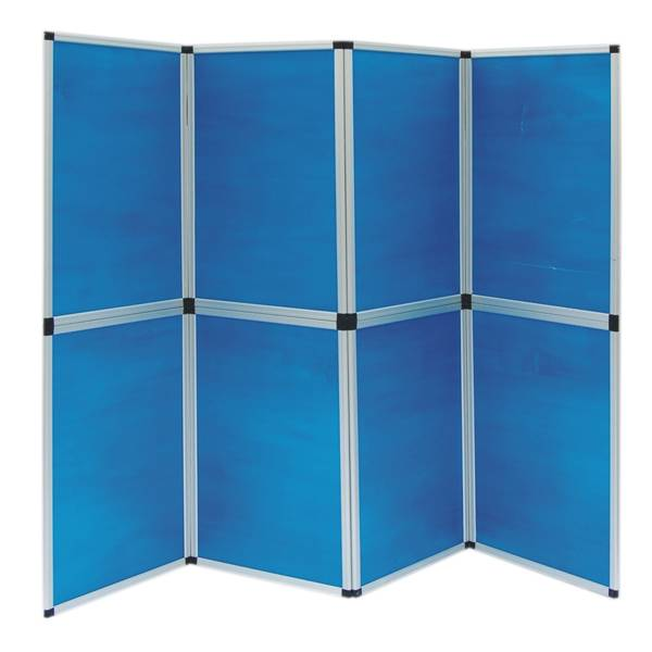 8-Panel Folding Kit Folding Display Screen