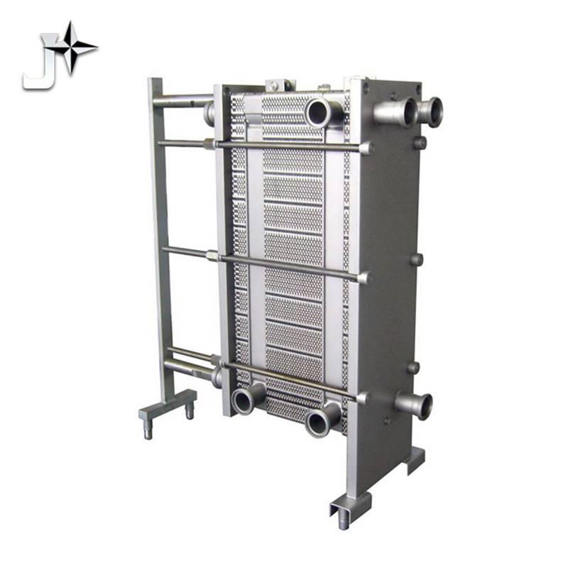 Juice Milk Plate Heat Exchanger Pasteurizer