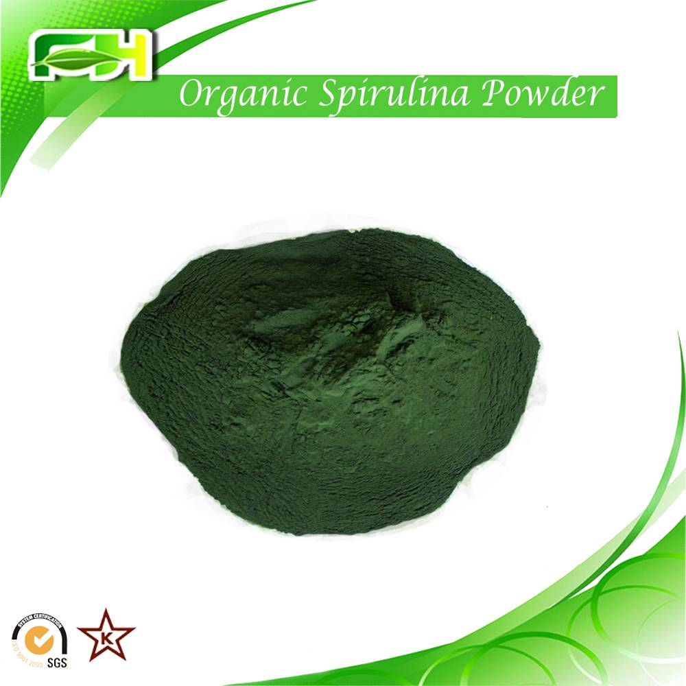 Organic Spirulina Powder/Tablet