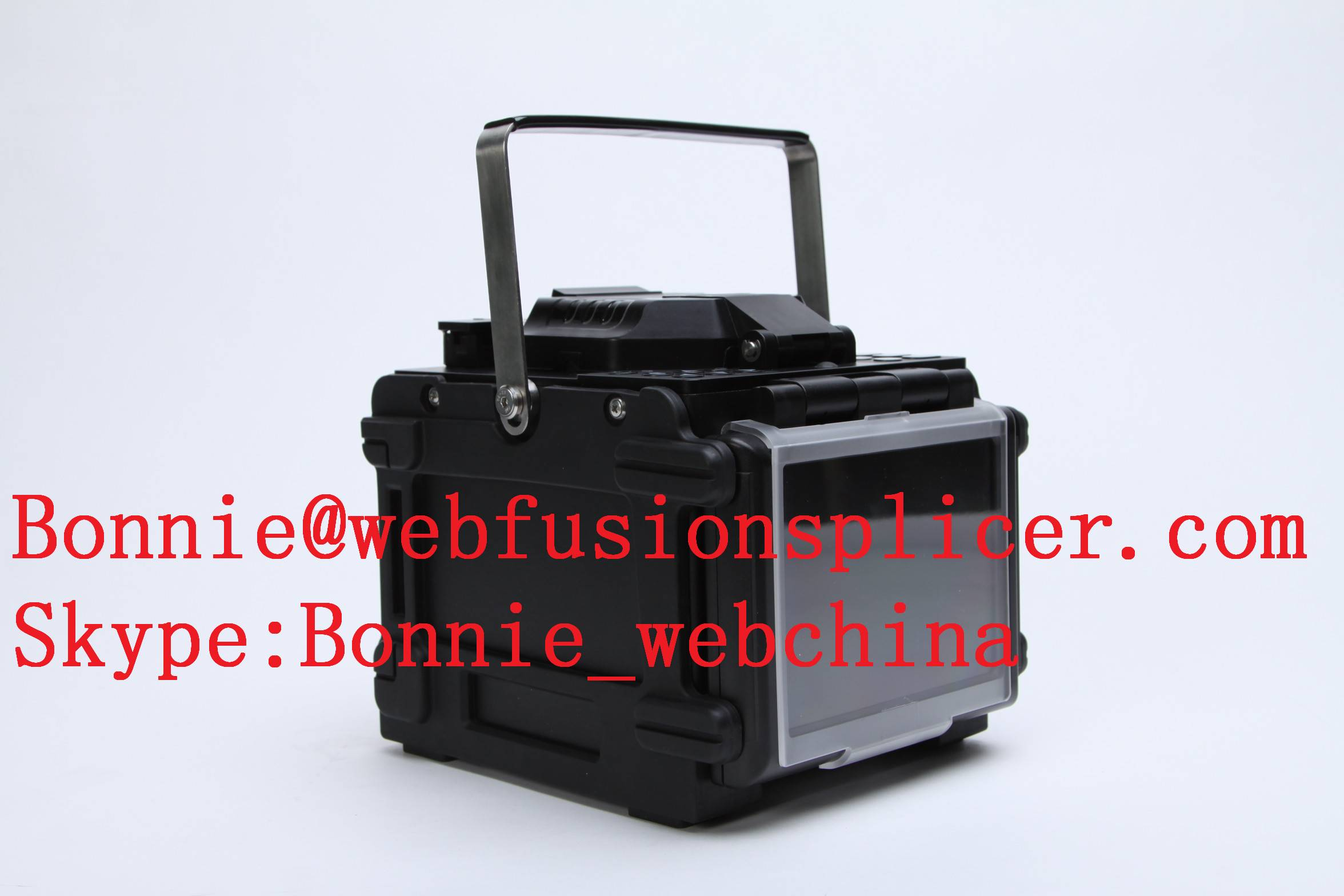 multi-function optical fiber fusion splicer / optic fiber joint machine / optical fiber welding mach