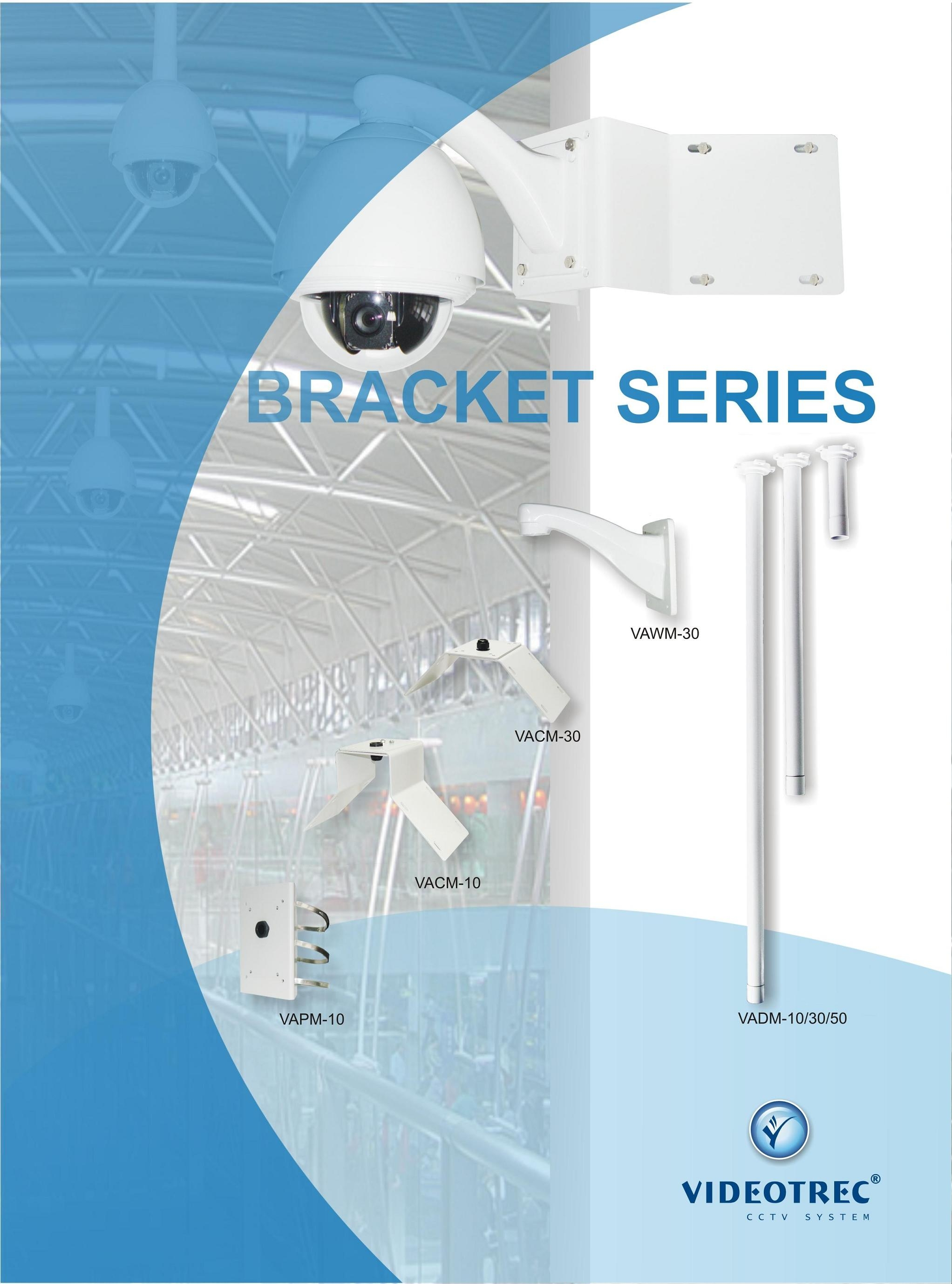 VT-SM59 Series Mount Bracket for Dome and Housing