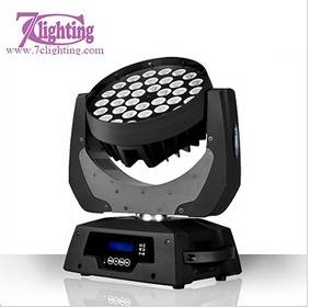 7c-MH3610Z  36x10W Zoom LED Moving Head Wash