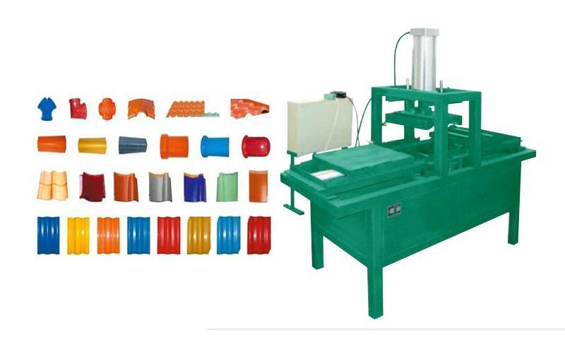 WZ-1300 roof tile machine