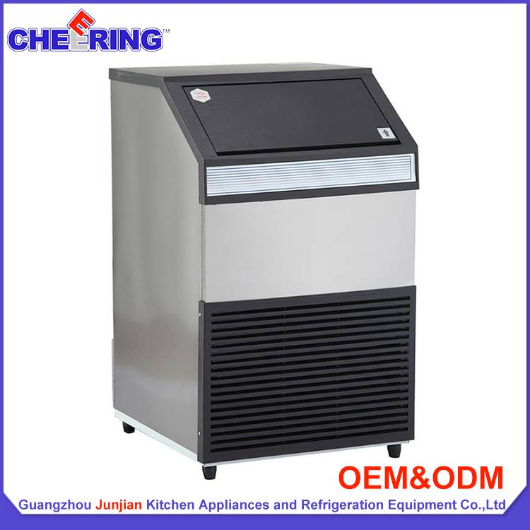 commercial 90kg/day cube ice maker machine