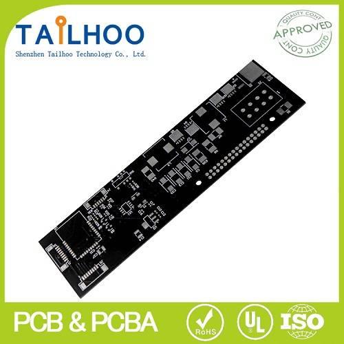 Black solder mask pcb