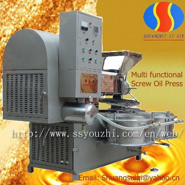 Rapeseed Screw Oil Press Machine
