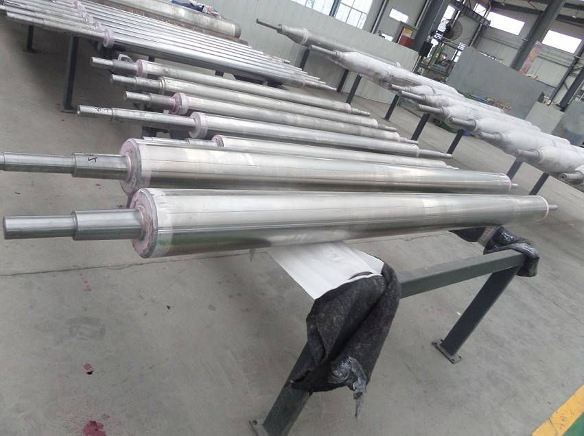 Metallurgial furnace roller used in heating furnace