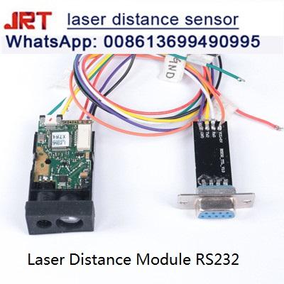 60m Laser Distance Module RS232 Interface detectors M88