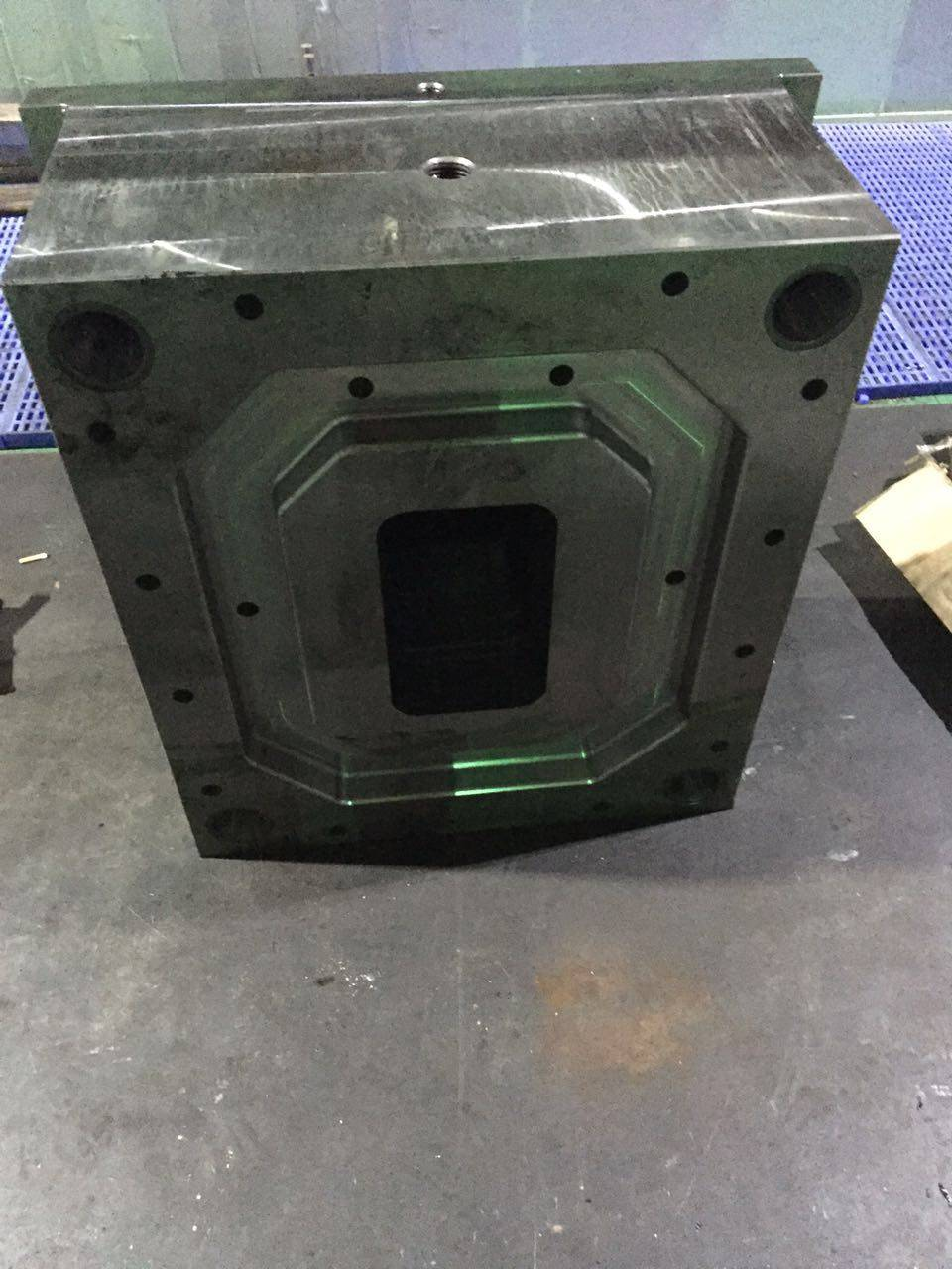Duel Color mold