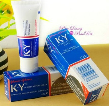 Wholesale KY Jelly 42g,KY body lubricant anal massager,anal sex