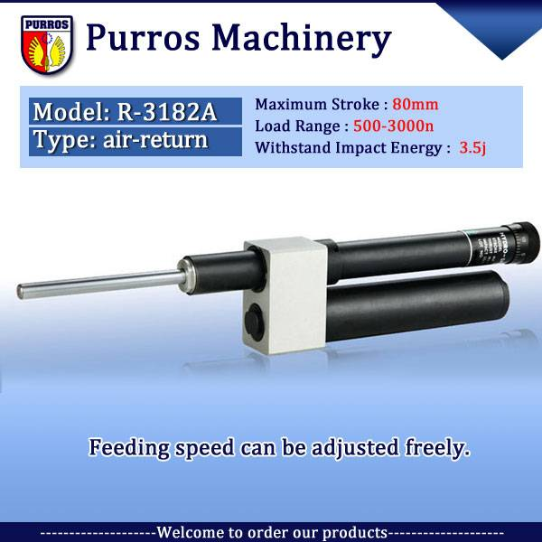 R3182-A Hydraulic Dampers & PURROS Drilling Units Company