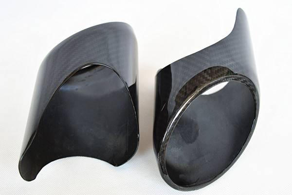 carbon fiber motorcycle exhaust/Xmcomate