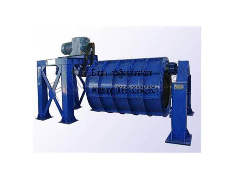 Roller Suspension Concrete Culvert Pipe Machine