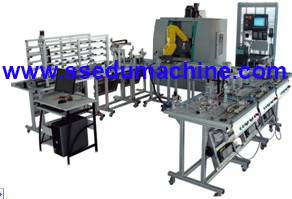 Flexible Manufacture System With CNC