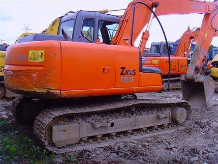 Used Hitachi ZAX 180 Excavator