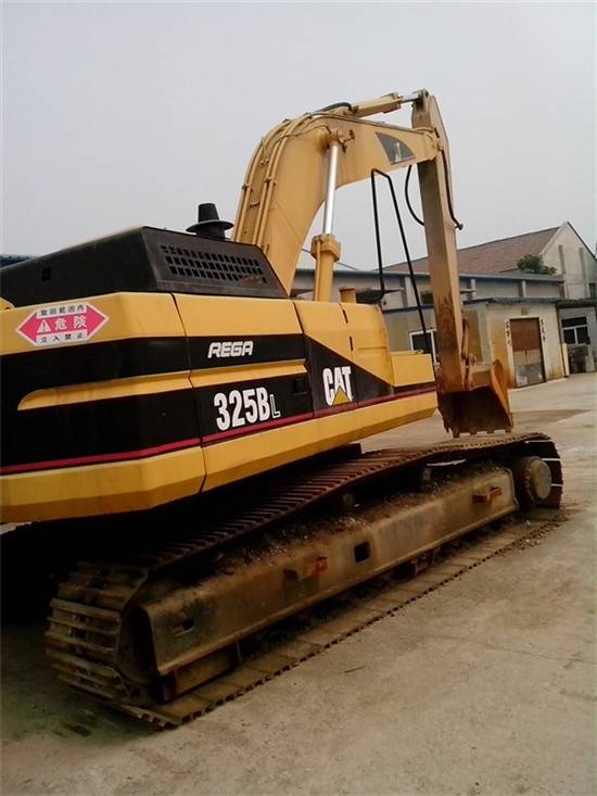 Used cat 325BL excavator