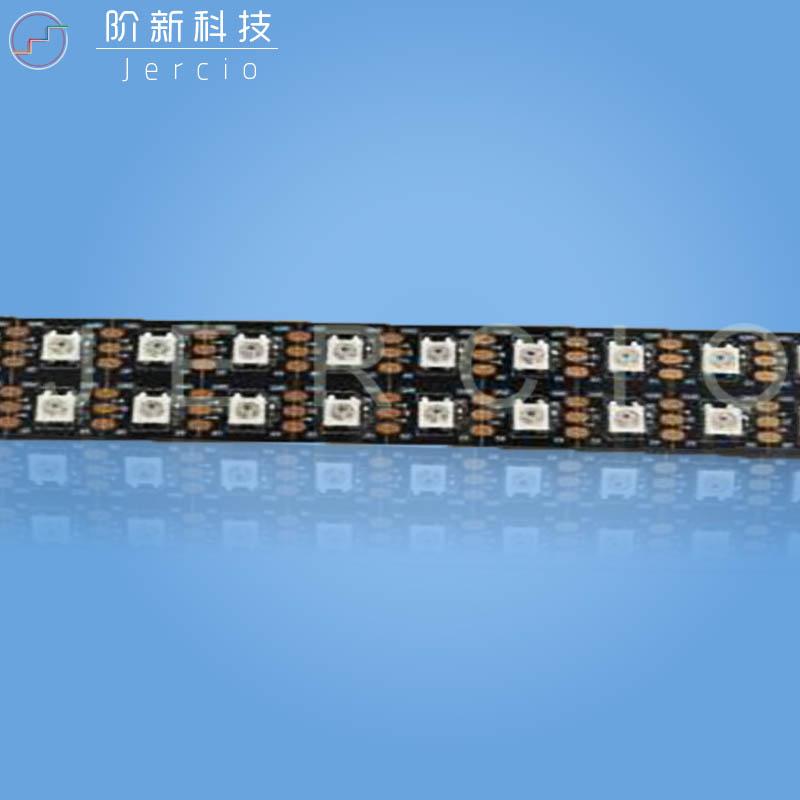 Jercio Flexible LED strip XT1511-W 96L-96LED, it can replace WS2812