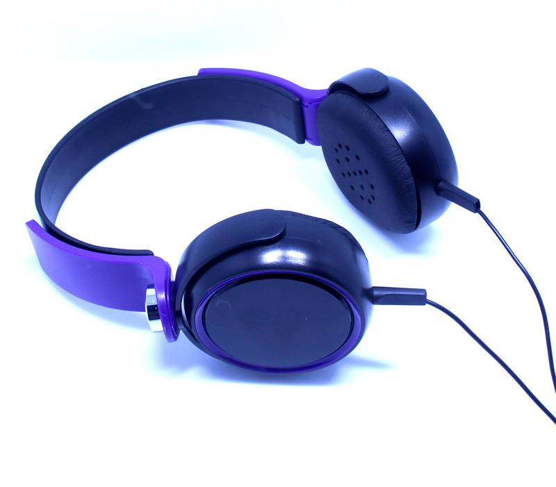 HOT Fresh Colors Multimedia Headphone Stereo HiFi Earphone High Quality Heavy Bass with Microphone f