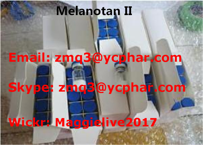 Melanotan II Human Growth Peptides MT2 Melanotan 2 Mt 121062-08-6