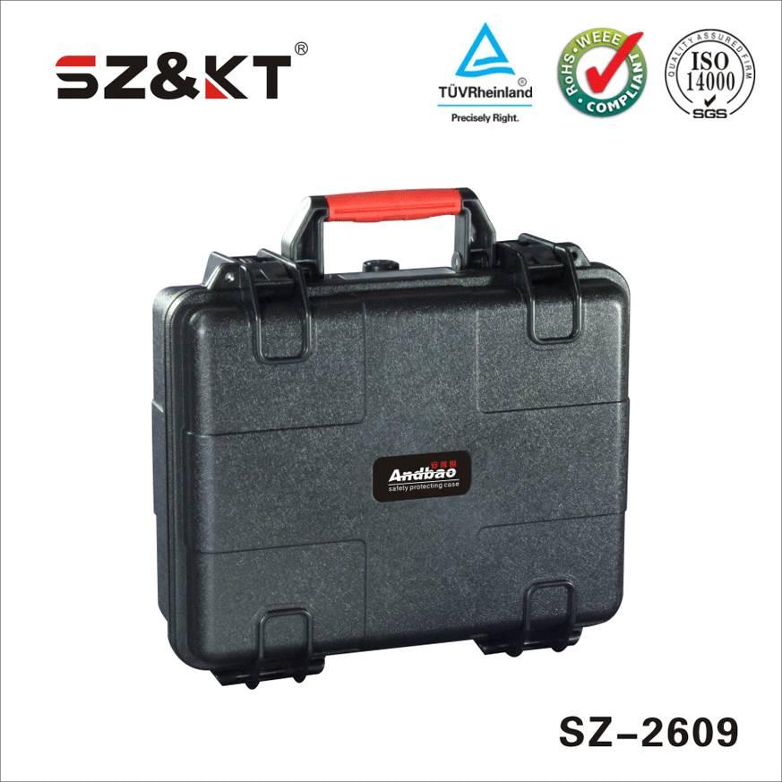 ABS plastic waterproof instrument carrying case