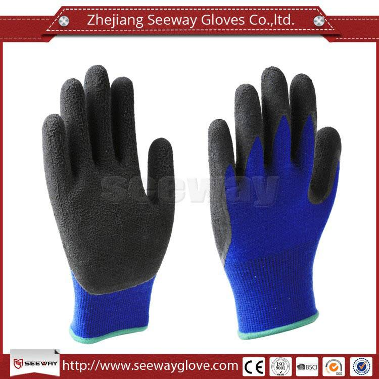 SeeWay CR01 Latex Coated Low Temperature Cold Protection Cut Resistant Winter gloves