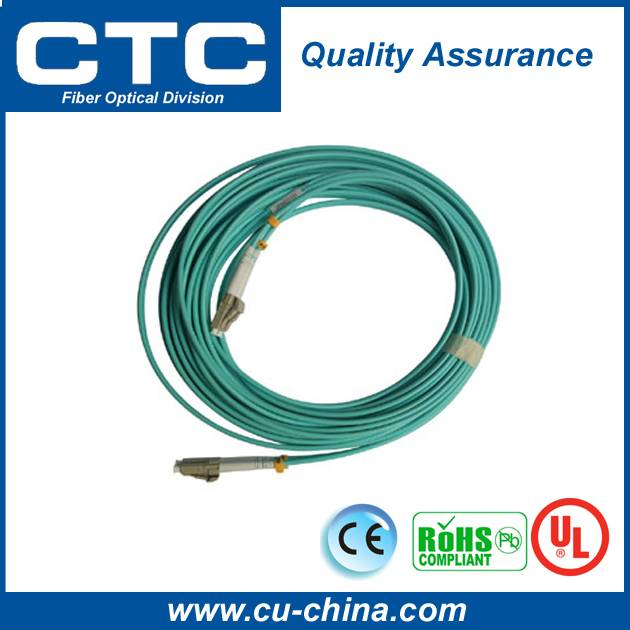 om1/om2 optical patch cord