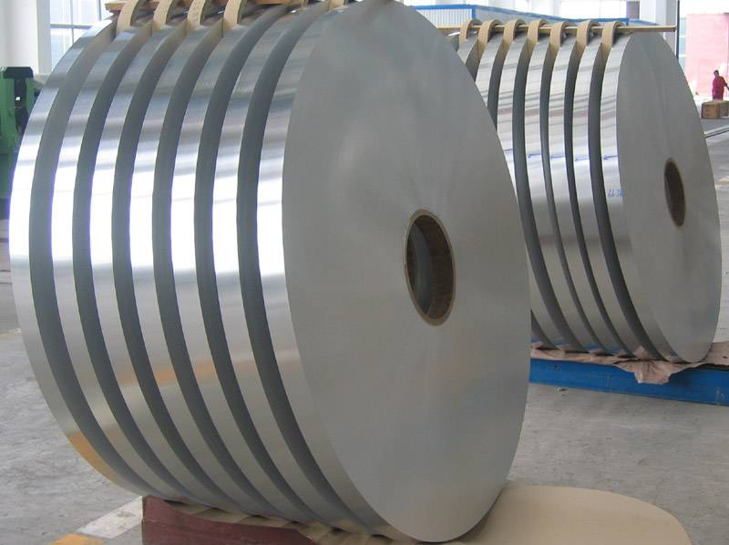 Aluminum and aluminum composite strip