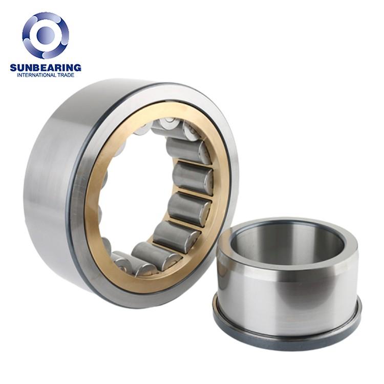 NU203 Cylindrical Roller Bearing 174012mm SUNBEARING