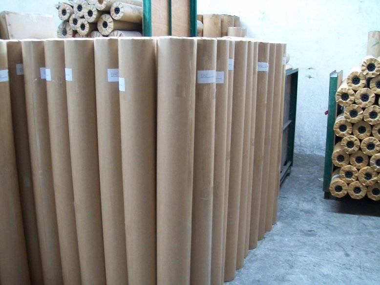 Kraft Paper Rolls and Kraft Pattern Paper-CAM & Cutting Supplies