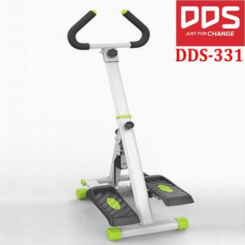 DDS 331 EN957-8 certificated indoor fitness stepper leg exerciser leg magic machine