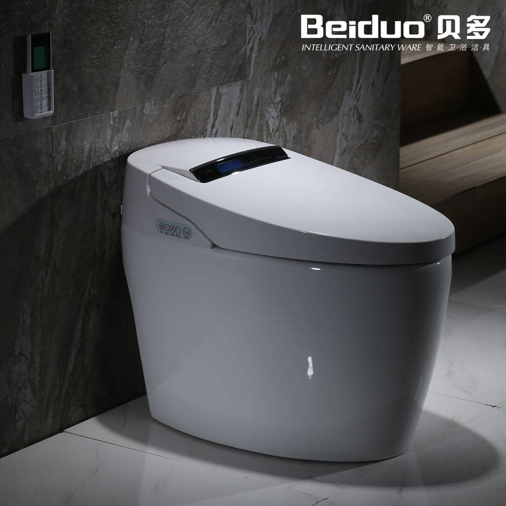 Automatic Intelligent Ceramic Bidet Toilet