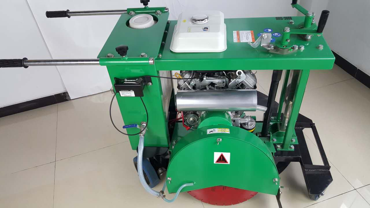highway cover road cutter machine