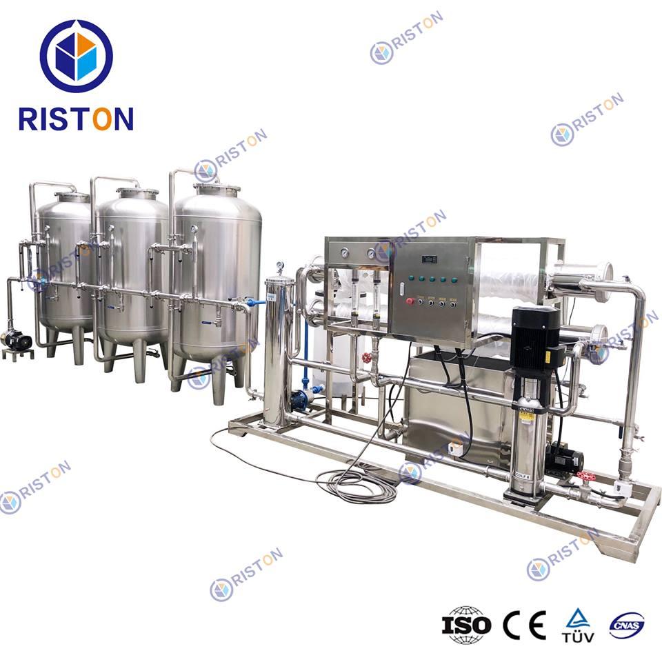 Water treatment equipment manufacturer