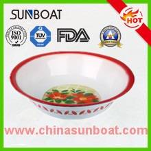 Chinese traditional enamel wedding basin