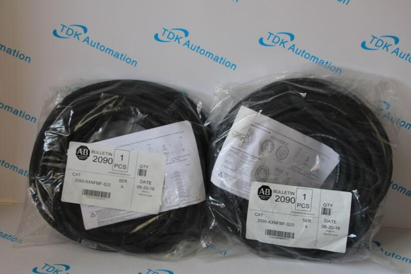 Rockwell Allen Bradley PLC Programming CABLE 2090-XXNFMF-S20