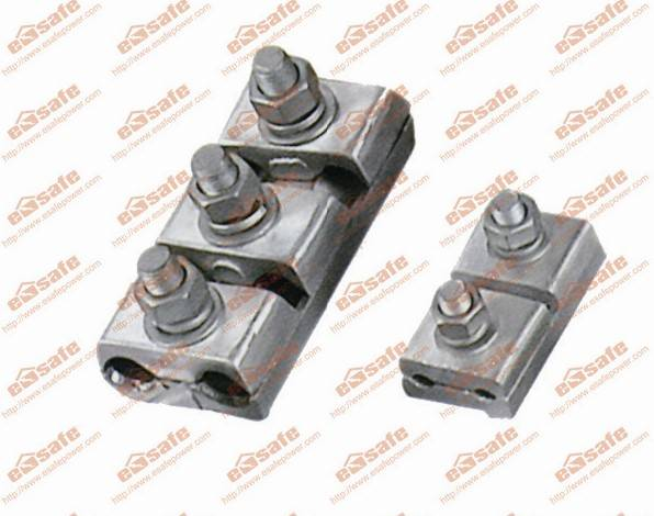 Parallel groove clamp PG clamp connector