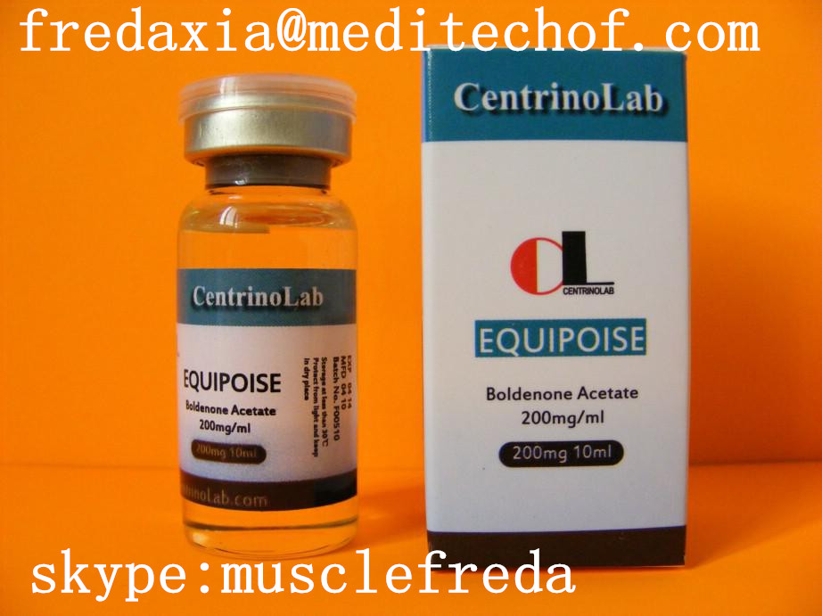 EQUIPOISE-Boldenone Acetate/HGH/Steroids/ Peptides/Hormone/Humantrope /hgh/Human growth