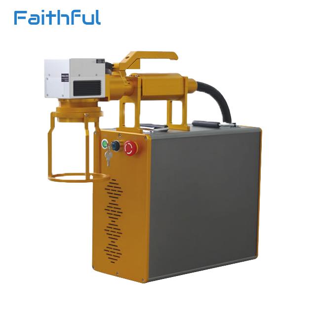 Lowest price Fiber Laser marking machine for metal working