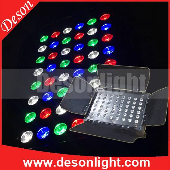 54pcs 3w LED flood par can LP-5403
