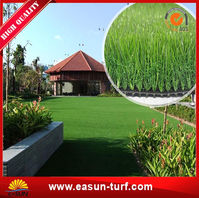Best quality garden grass carpet artificial turf lawn-AL