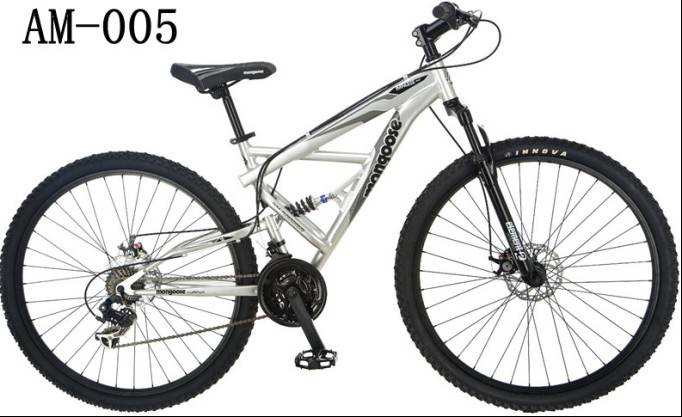 AM-005- 29-Inch Dual Full Suspension Bicycle