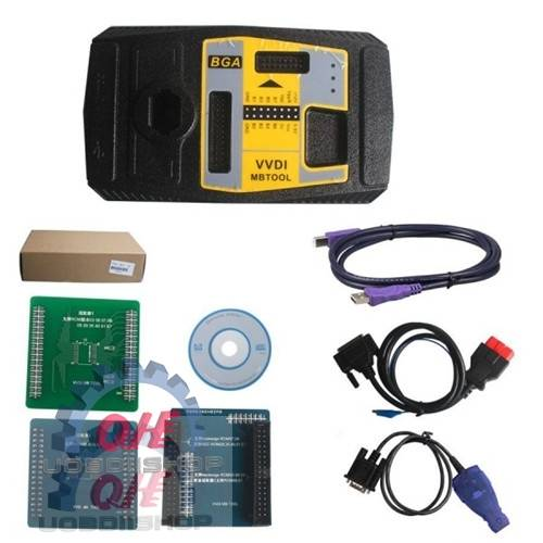 Original Xhorse V2.1.4 VVDI MB BGA Tool Benz Key Programmer Including BGA Calculator Function For Cu