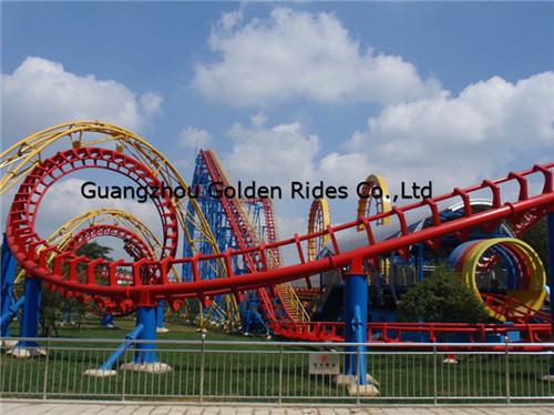 amusement park equipment roller coaster for sale