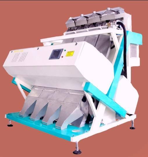lentil color sorter machine