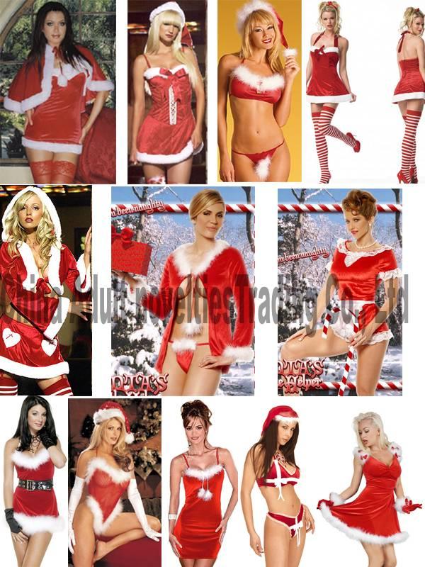 sexy Santa (christmas lingerie)