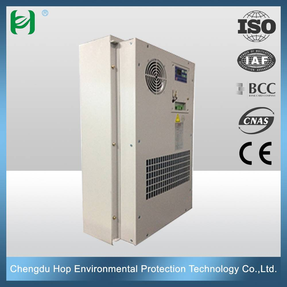 CE Industrial wall/window mounted battery/telecom cabinet air conditioning