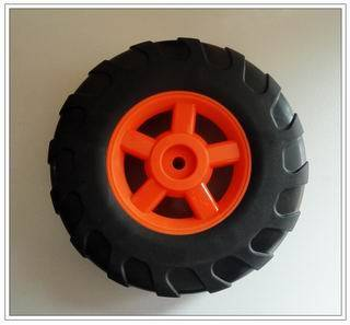 Plastic Inject Tooling for Auto Car Wheel Mould