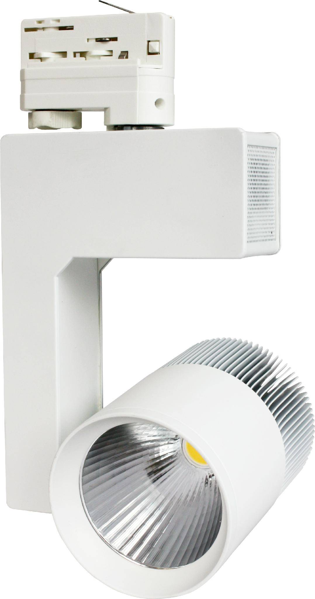 LED track light 30W for shops