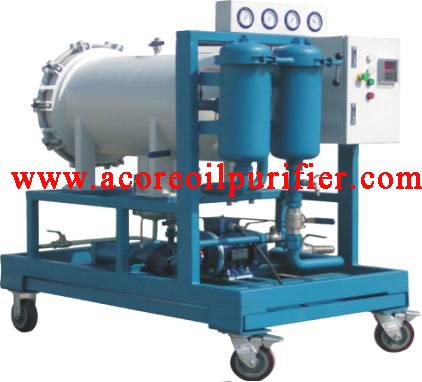 Coalescence-separation Diesel Fuel Oil Filtration Machine
