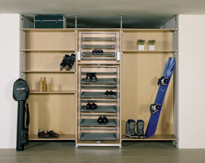 Turning Shoes rack-FW0112